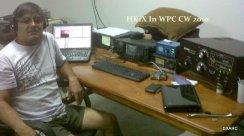 Antes de arrancar el WPX CW Contest 2010